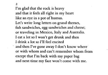 Frank O Hara Poems 7